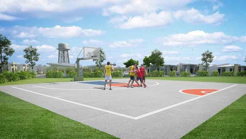 Amaia Scapes San Fernando -  Basketball Court