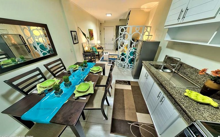 Singalong Townhomes II - Dining Room
