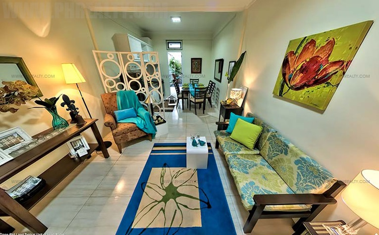Singalong Townhomes II - Living Room