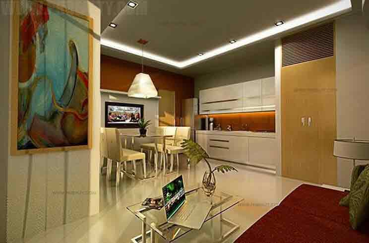 Breeze Residences - Dining Area