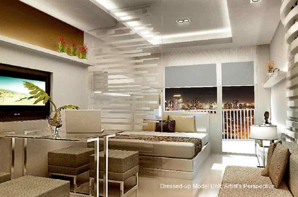 Breeze Residences - Dressed up Model Unit