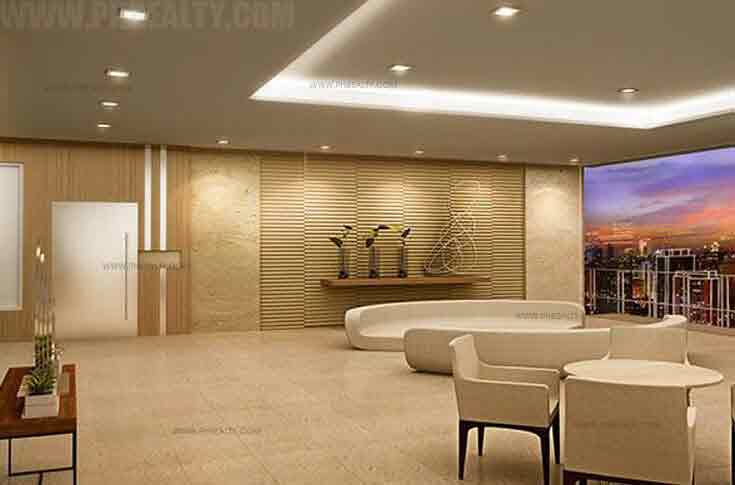 Breeze Residences - Grand Lobby