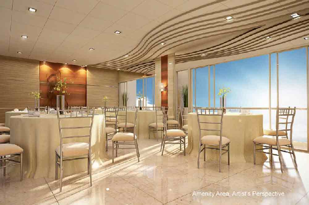 Breeze Residences - Amenity Area