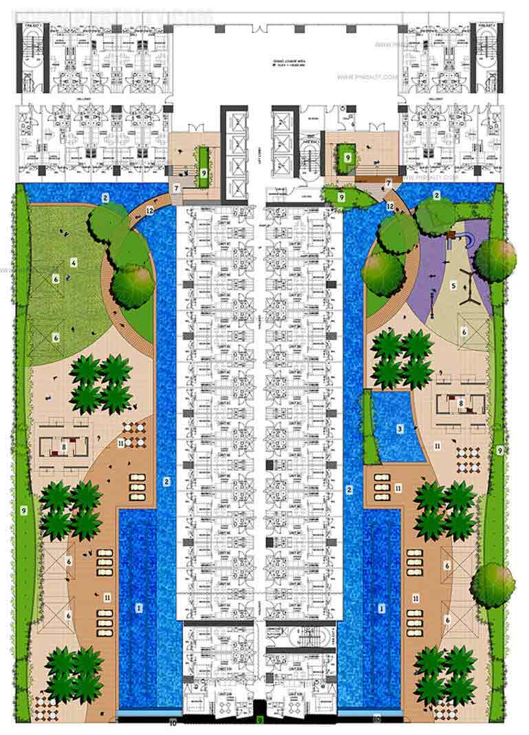 Breeze Residences - Site Development Plan
