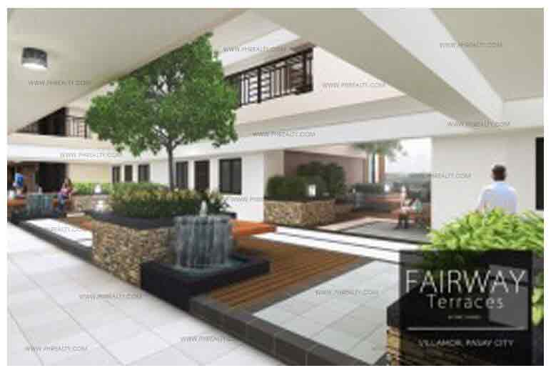 Fairway Terraces - Atrium
