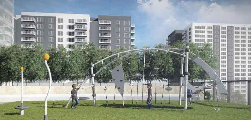 Orean Place -  Outdoor Play Area