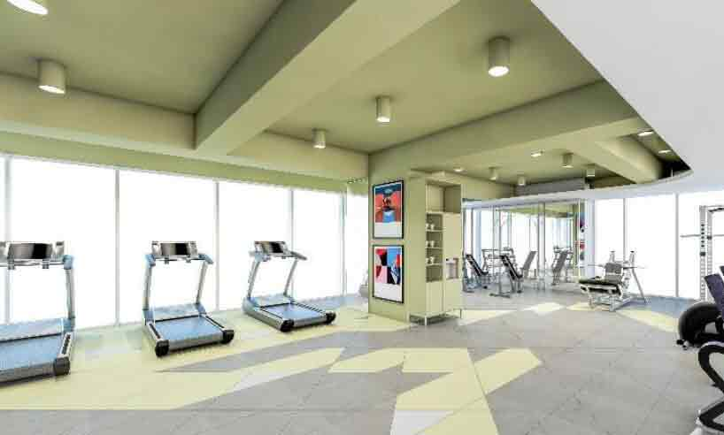 Orean Place -  Fitness Gym