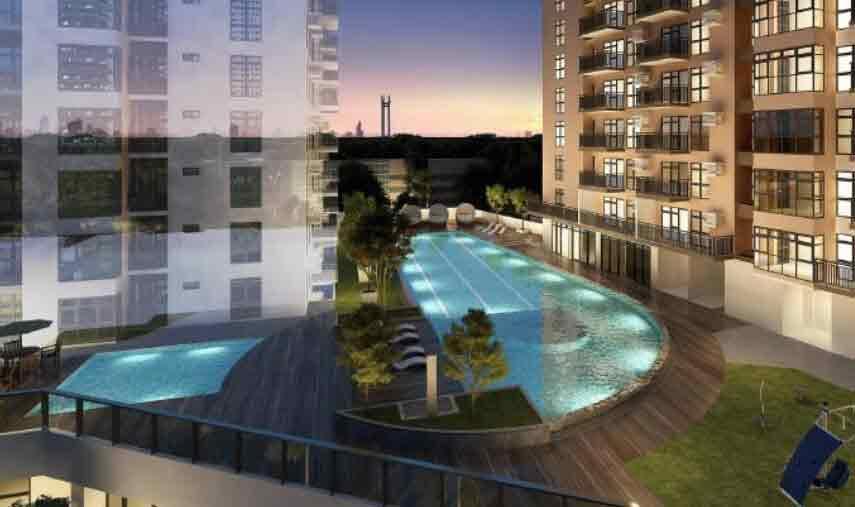 Orean Place -  Lap Pool