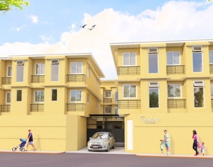 Tolentino Townhomes - Featured Image