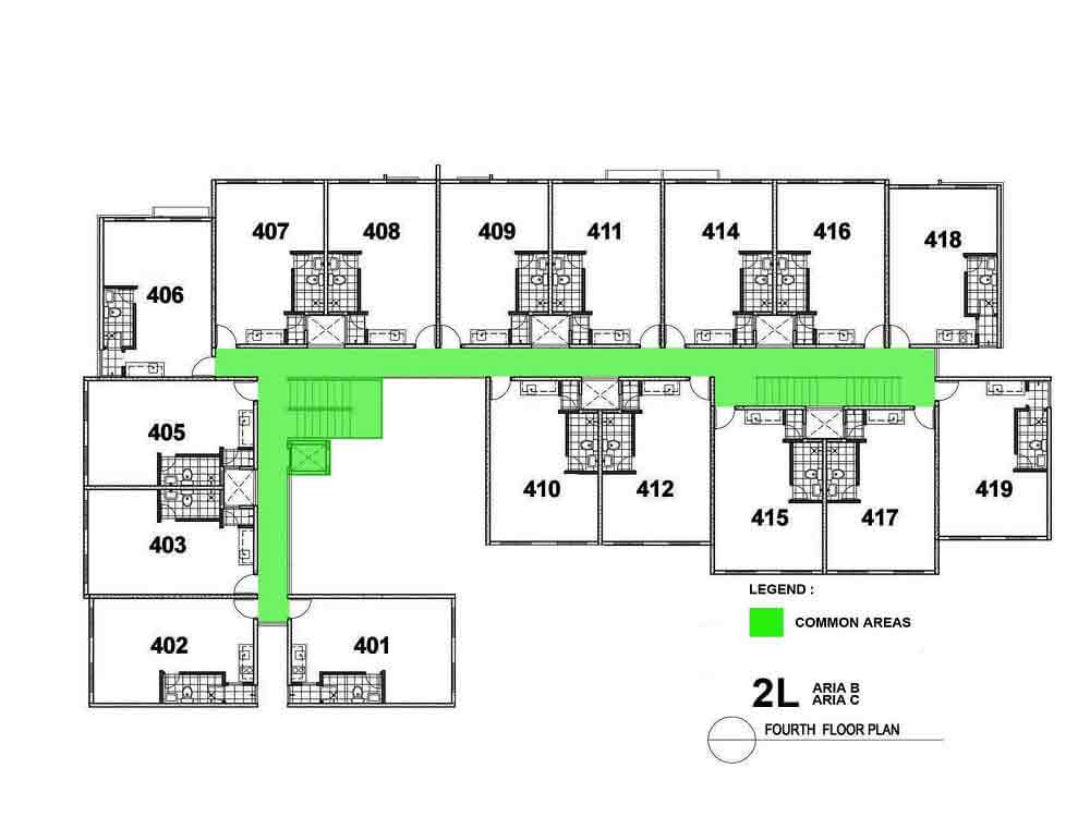 Amaia Steps Novaliches - Floor Plan