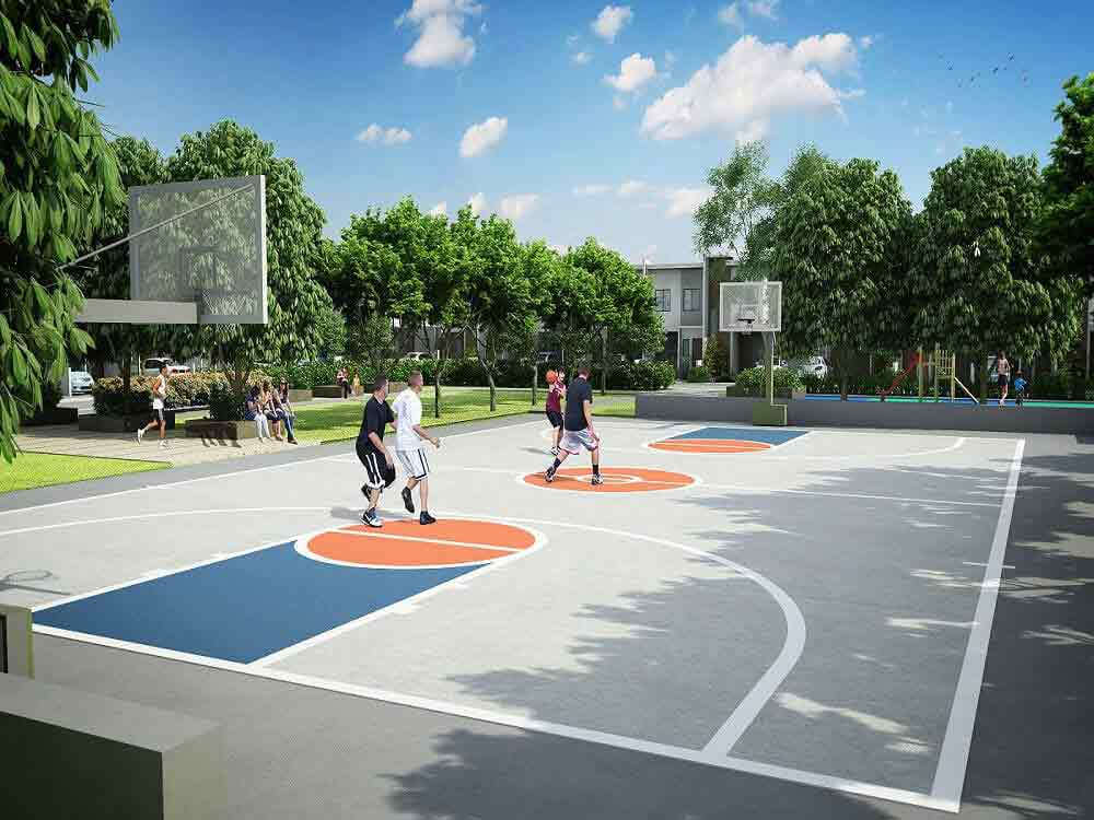 Amaia Series Novaliches - Basketball Court
