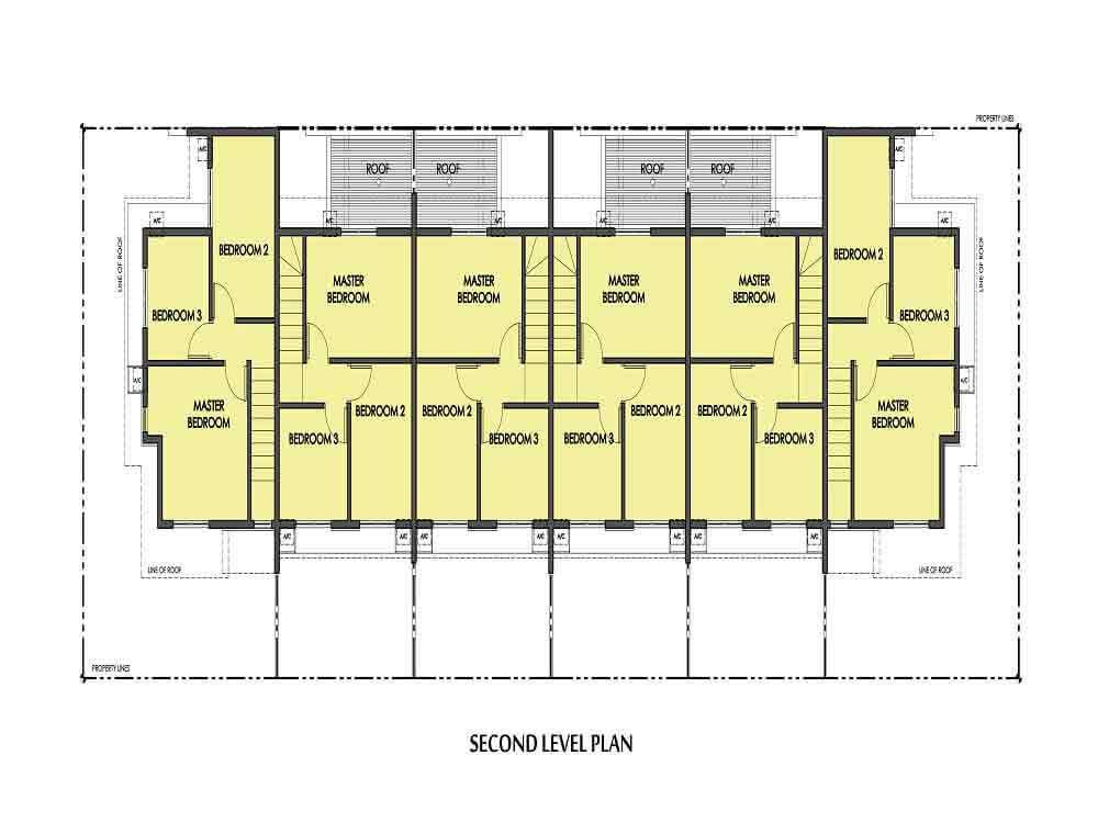 Amaia Series Novaliches - 6-Series 2nd Floor Plan