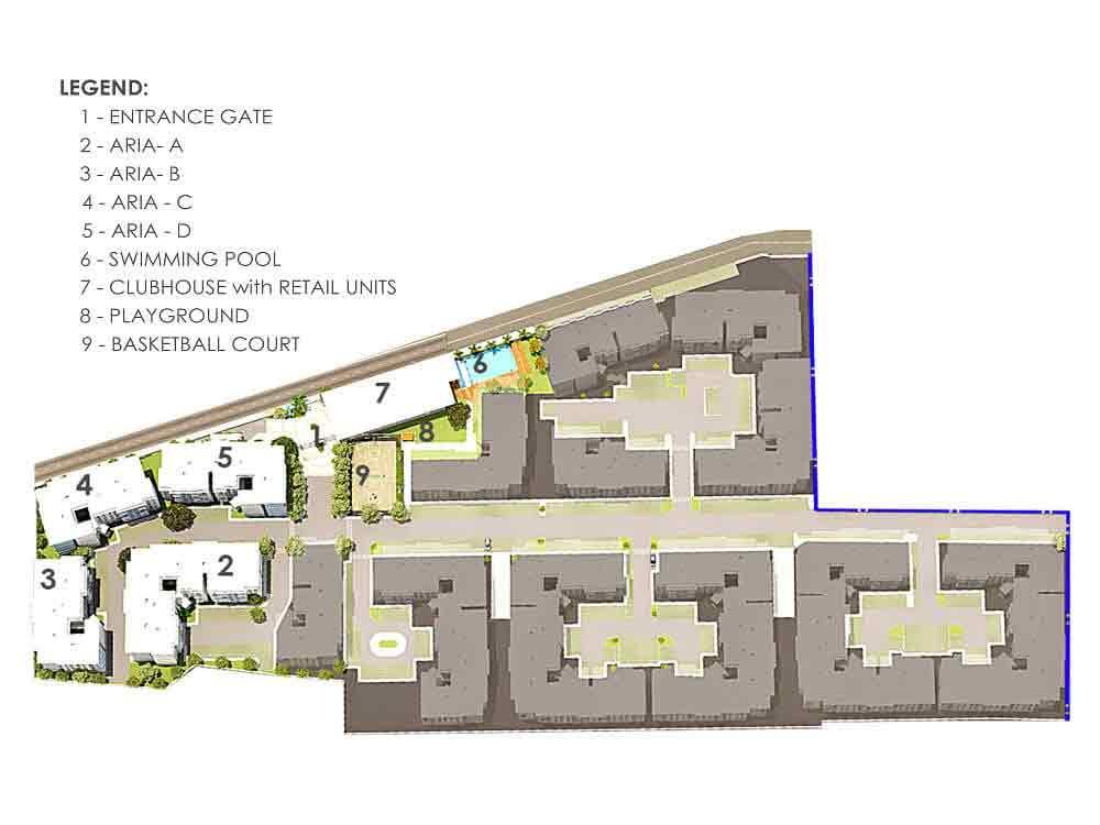 Amaia Series Novaliches - Site Development Plan