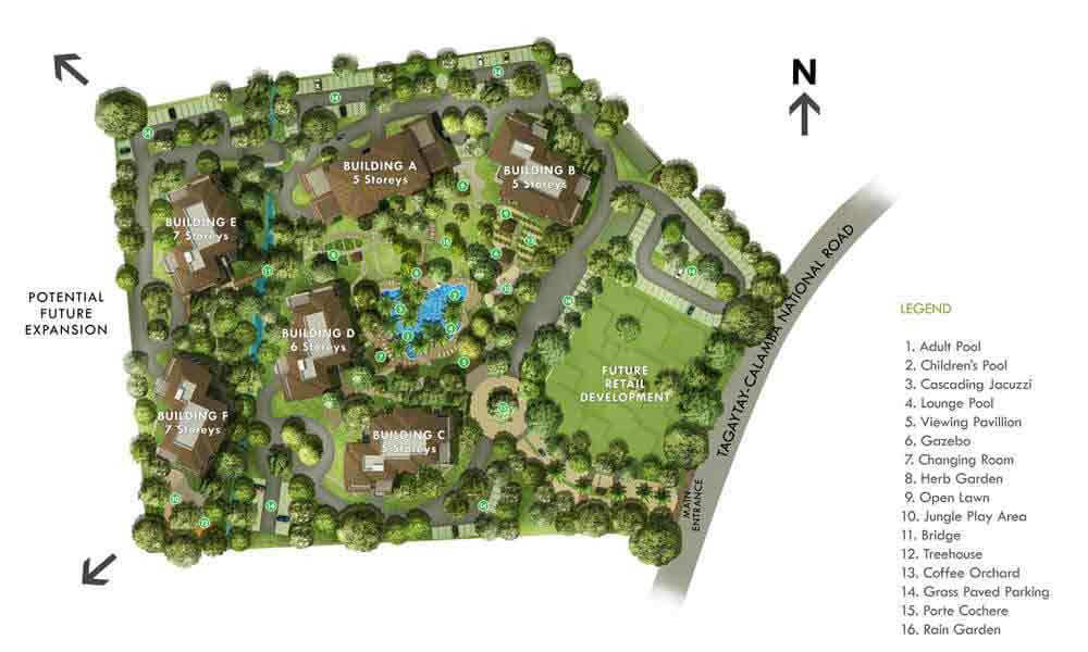 Kasa Luntian - Site Development Plan