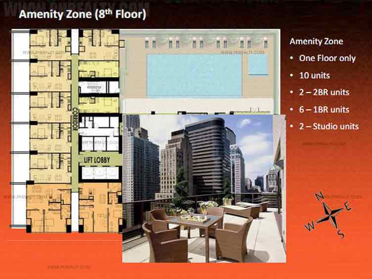 Kroma Tower  -  Amenity Zone(8th Floor)