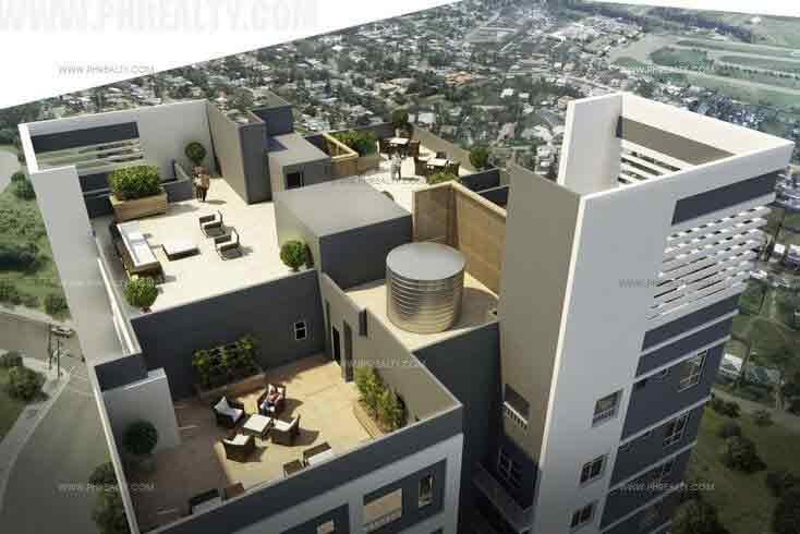 Sedona Parc -  Roof Deck