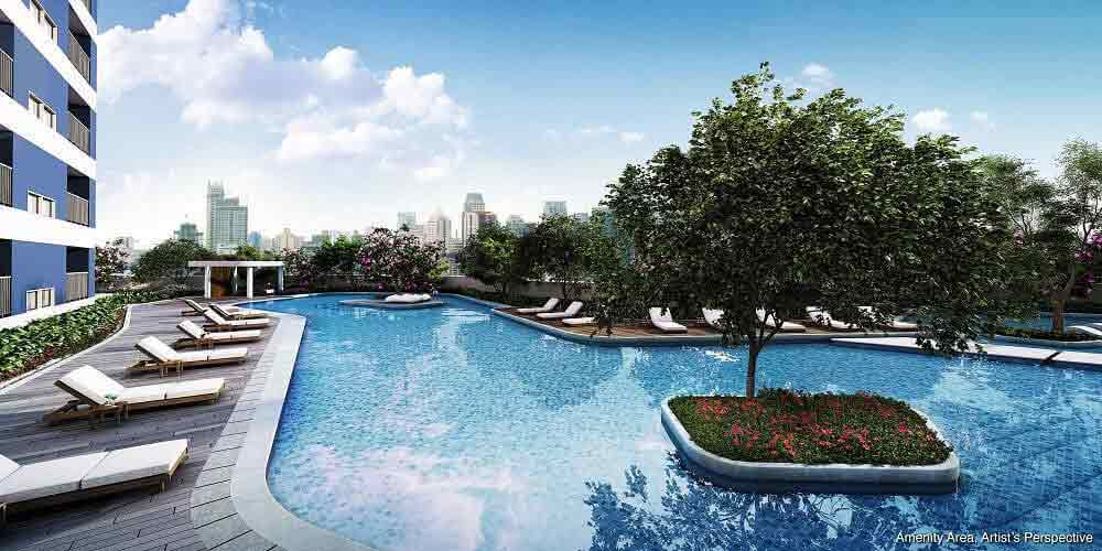 Air Residences - Swimming Pool