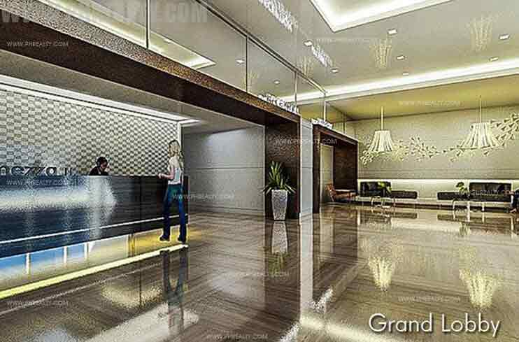 Mezza ll Residences - Grand Lobby