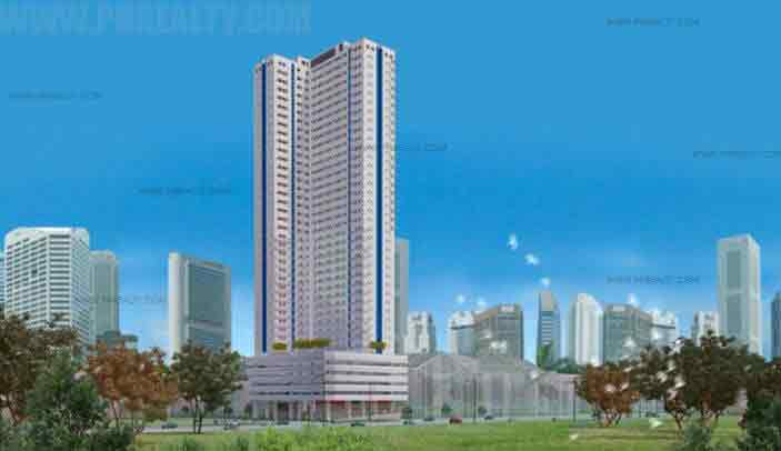 Mezza ll Residences - Building Facade