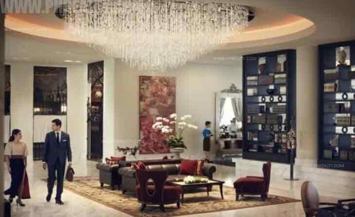Raffles Residences - The Lobby