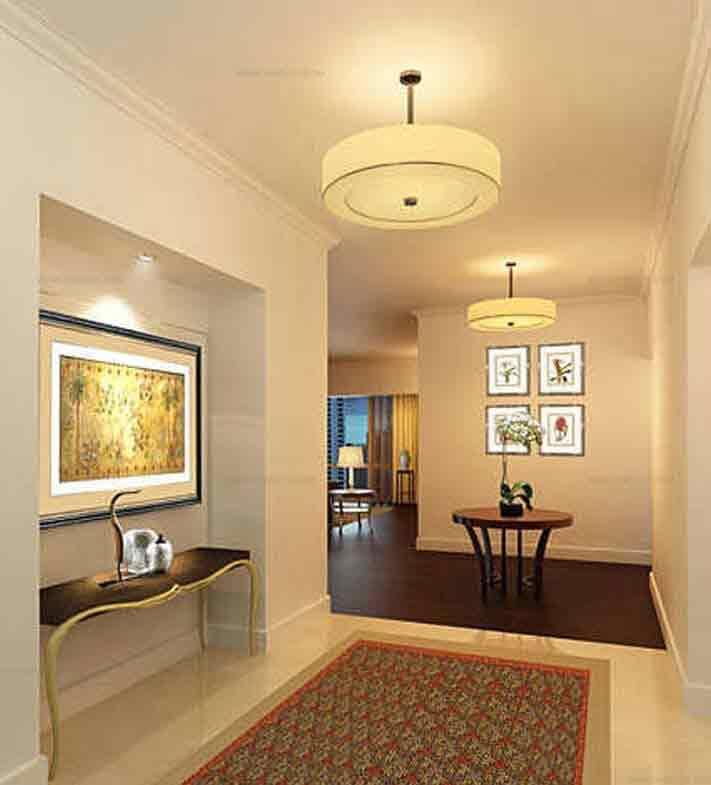 Raffles Residences - Foyer