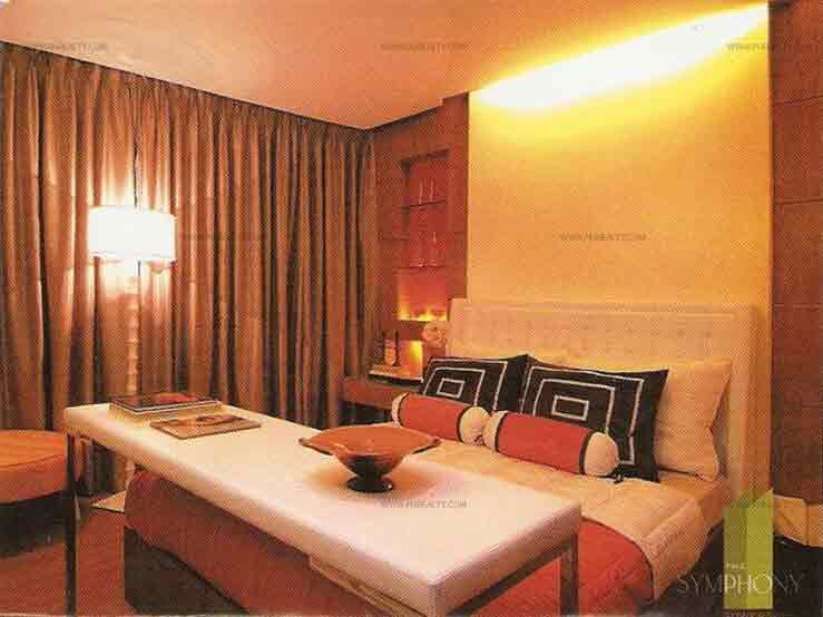 The Symphony Towers - Bedroom