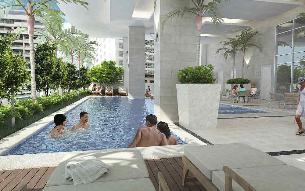 Paseo Heights - Pool Area
