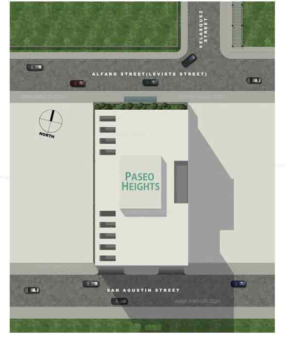 Paseo Heights - Site Development Plan