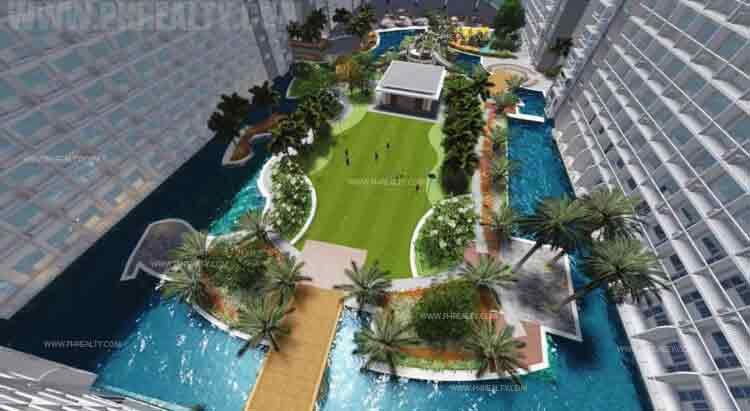 Shore Residences - Amenity View