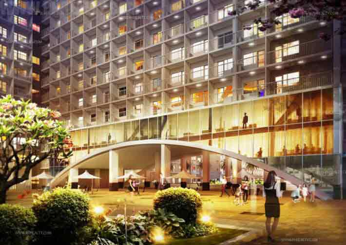 Shore Residences - Night View
