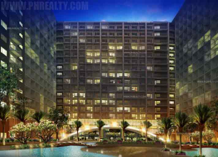 Shore Residences - Night View at Shore Residences