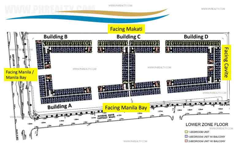 Shore Residences - Site Development Plan