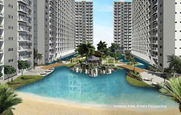 Shore Residences - Swimming Pool