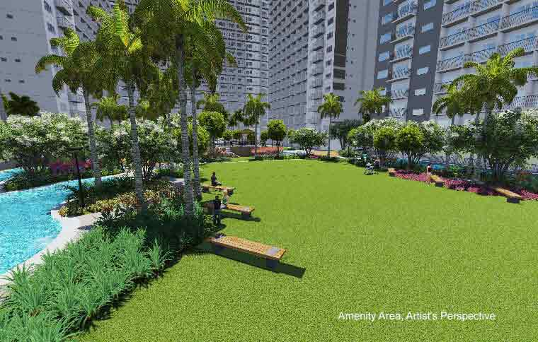 Shore Residences - Amenity Area