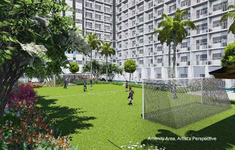 Shore Residences - Playground