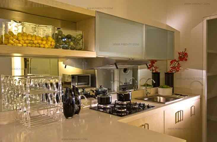 Grass Residences - Kitchen