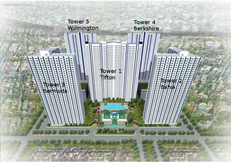 Grass Residences - Site Development Plan