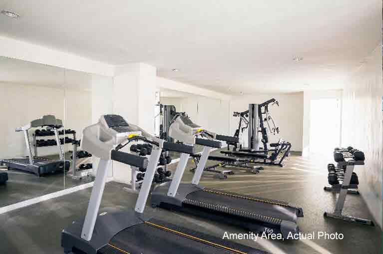 Grass Residences - Gym