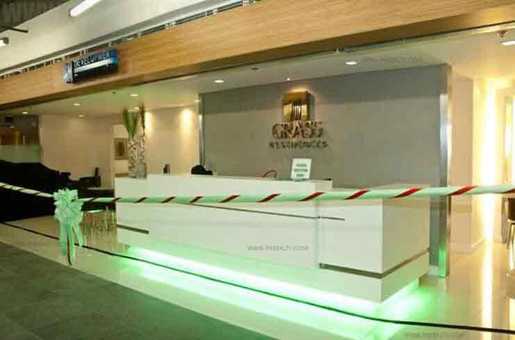 Grass Residences - Grand Lobby