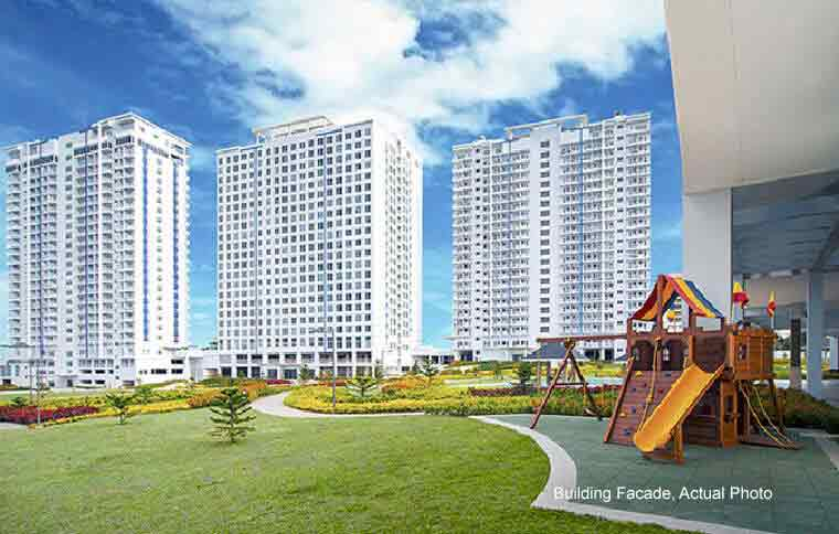 Wind Residences  - Building Facade