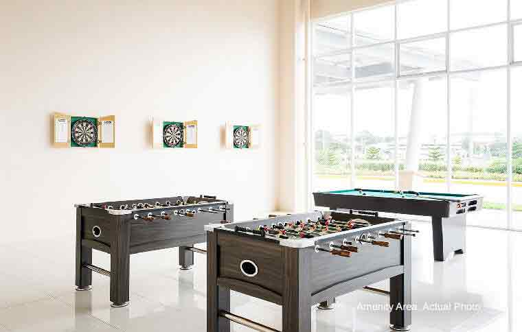 Wind Residences  - Game Room