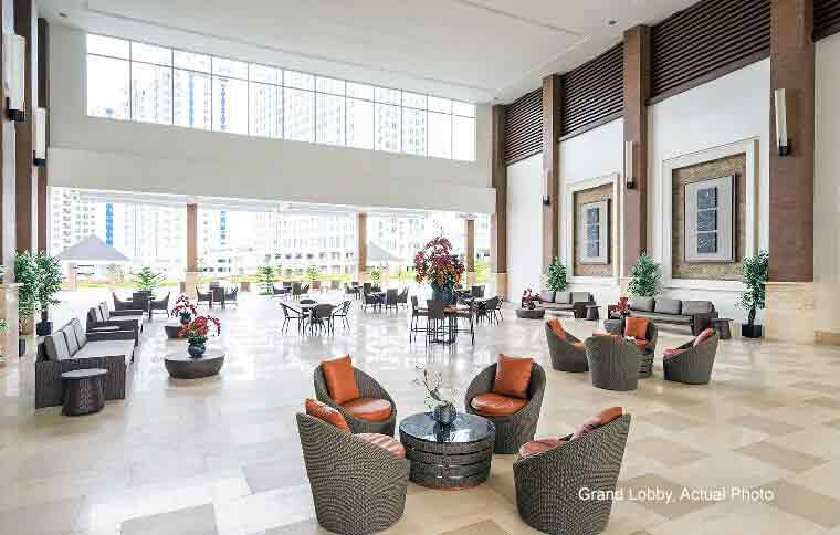 Wind Residences  - Grand Lobby