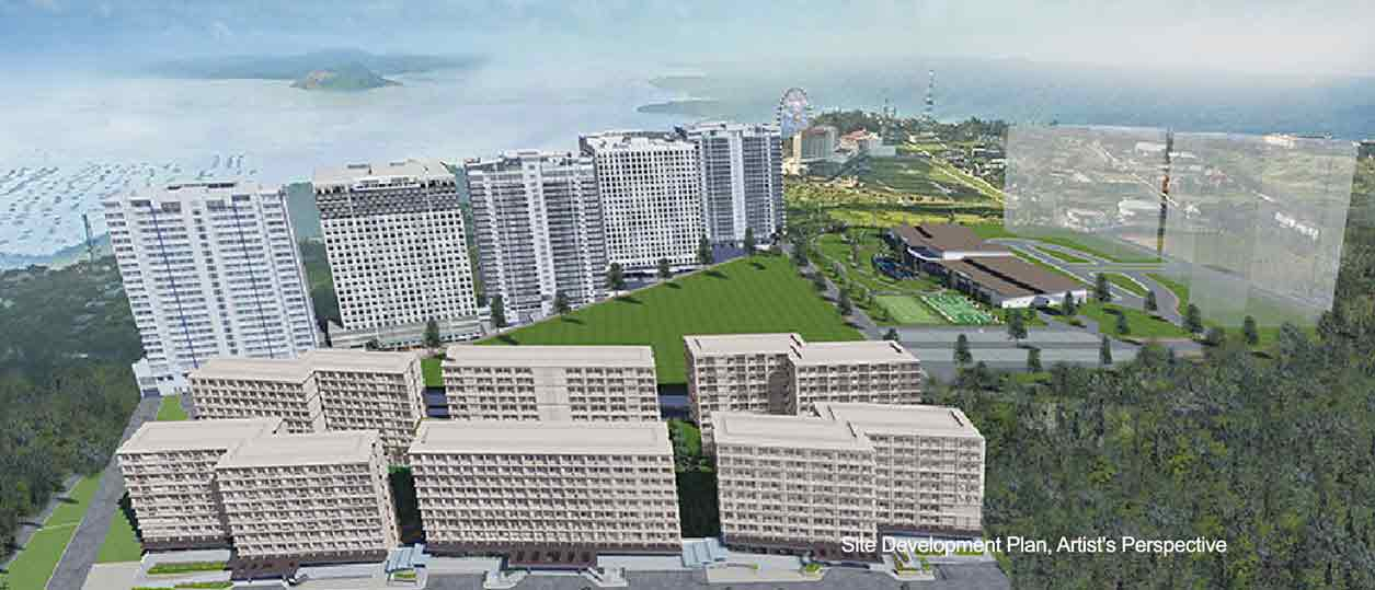 Wind Residences  - Site Development Plan