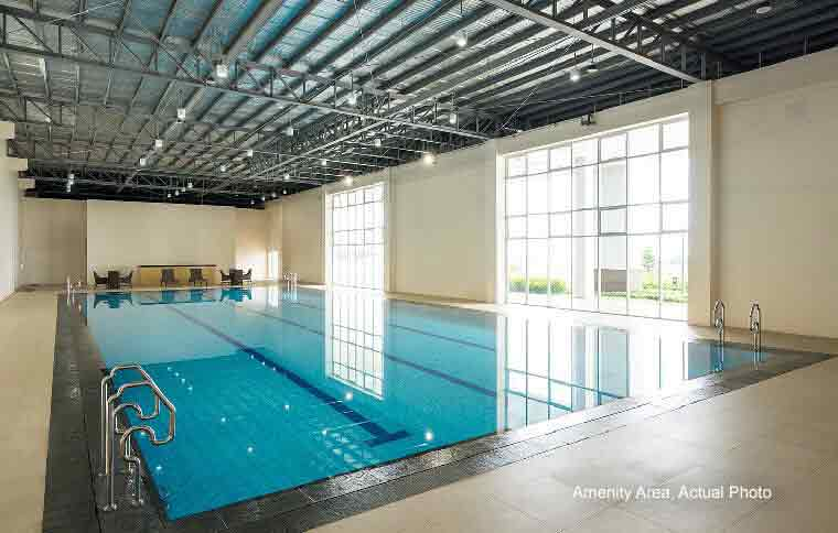 Wind Residences  - Swimming Pool