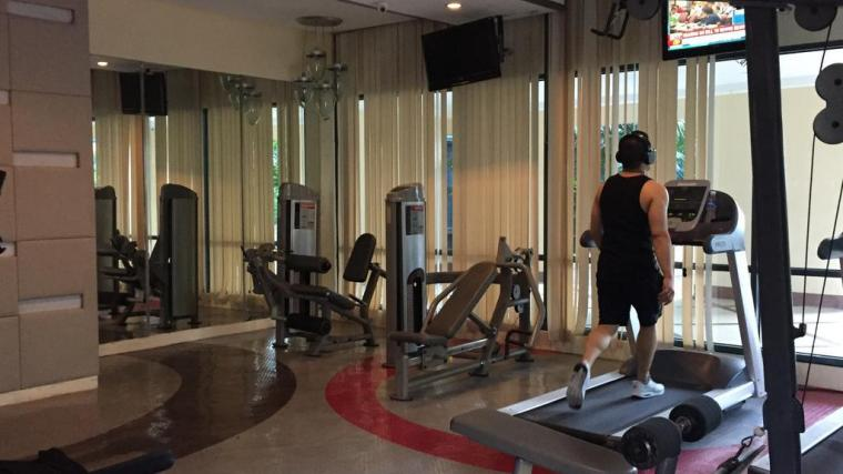 Eastwood Parkview - Fitness Gym