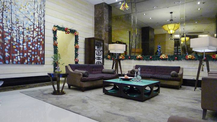 Eastwood Parkview - Lobby