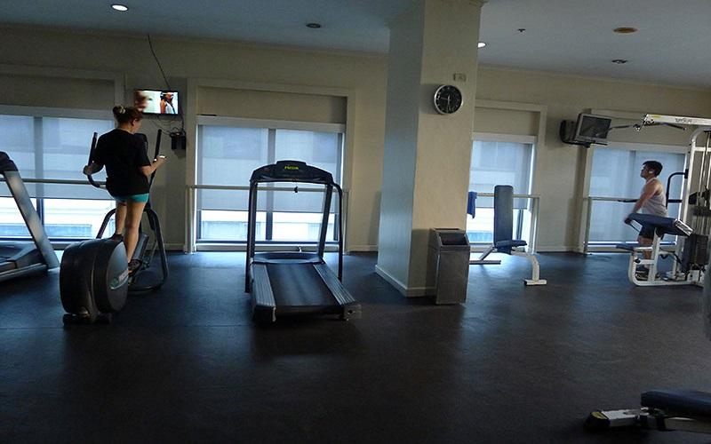 West of Ayala - Fitness Gym