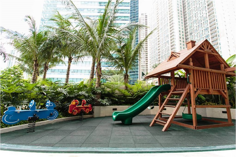 One Rockwell - Children's Playground