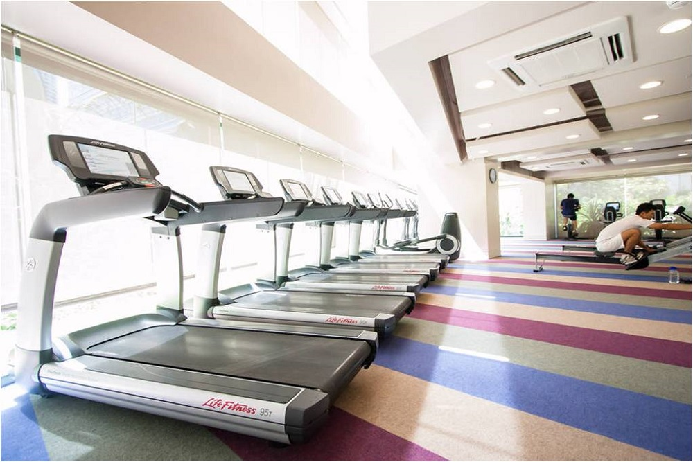 One Rockwell - Fitness Gym