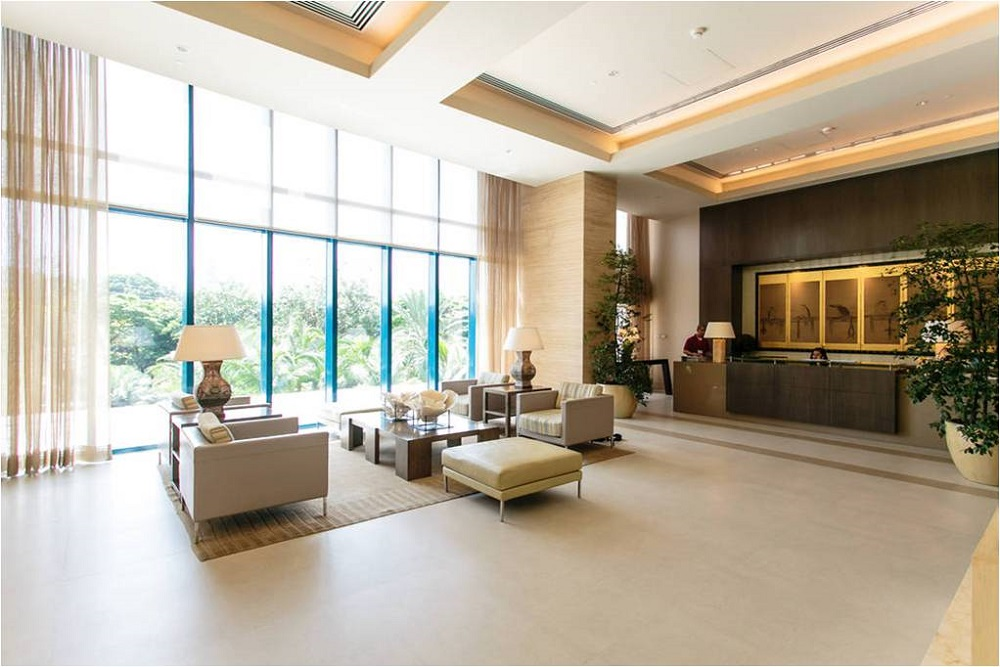 One Rockwell - Reception Lobby